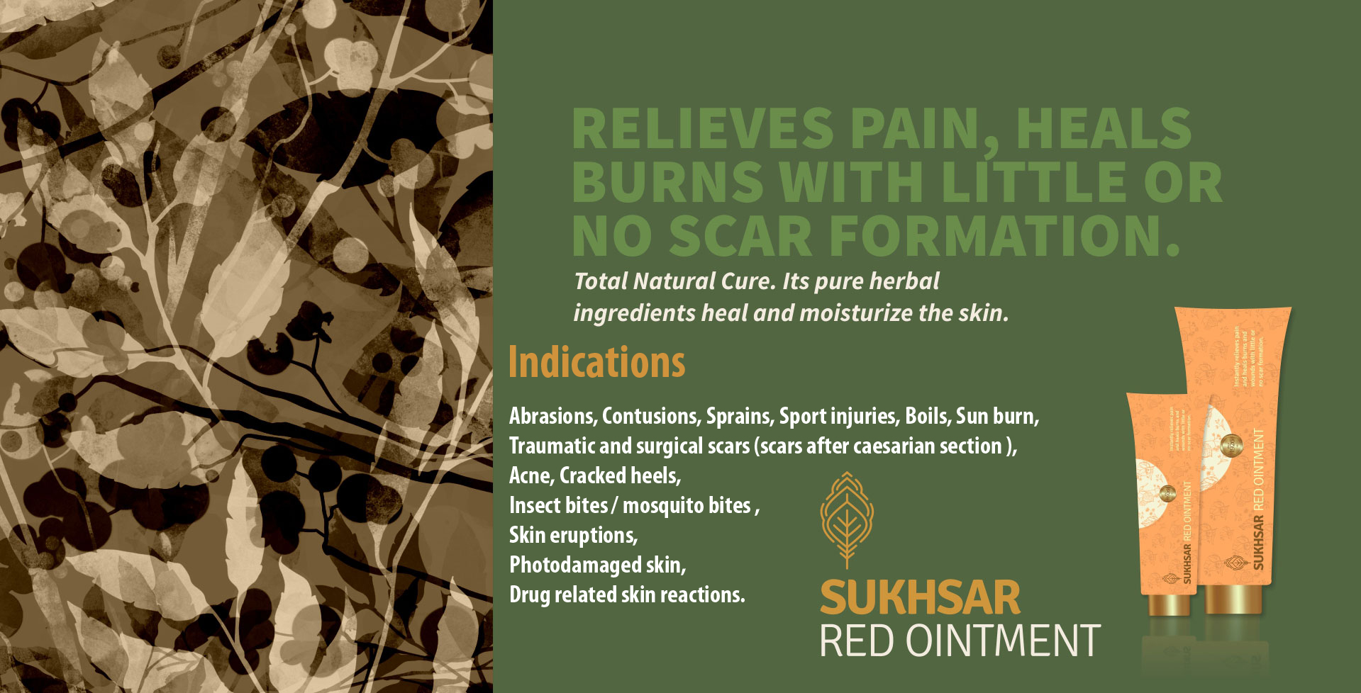 Indus | Sukhsar Red Ointment